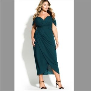 City Chic Plus Size Dress